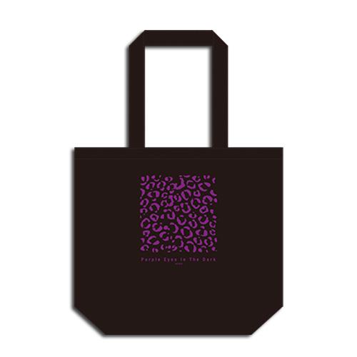 篠原千絵原画展オリジナル・グッズ 「闇のパープル・アイ」トートバッグ