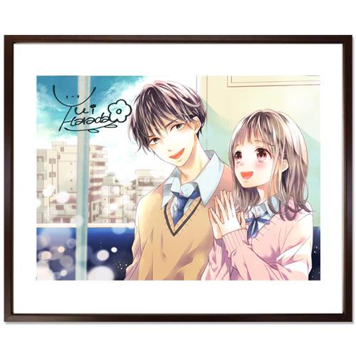 【ベツコミ50周年記念プリマグラフィ】原田唯衣