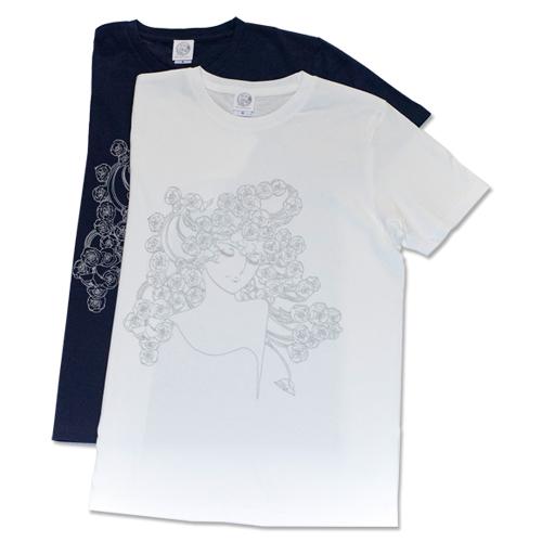 萩尾望都先生『ポーの一族展』〈Tシャツ ポーの一族〉